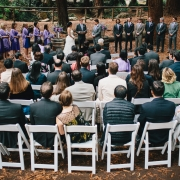Stern Grove wedding ceremony in San Francisco by Destination wedding planner, Mango Muse Events creator of Passport to Joy