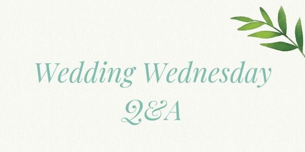 Wedding Wednesday Q&A by Jamie Chang Destination Wedding Planner of Mango Muse Events and creator of Passport to Joy online step by step wedding planning course for couples