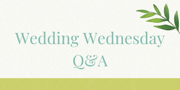 Wedding Wednesday Q&A by Jamie Chang Destination Wedding Planner of Mango Muse Events and creator of Passport to Joy online wedding planning course for couples