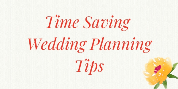 Time saving wedding planning tips from Jamie Chang, Destination Wedding Planner of Mango Muse Events and creator of Passport to Joy the online step by step wedding planning course for couples