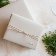 Wedding gift and holiday presents and ways to give back with your holiday wedding by Passport to Joy online wedding planners